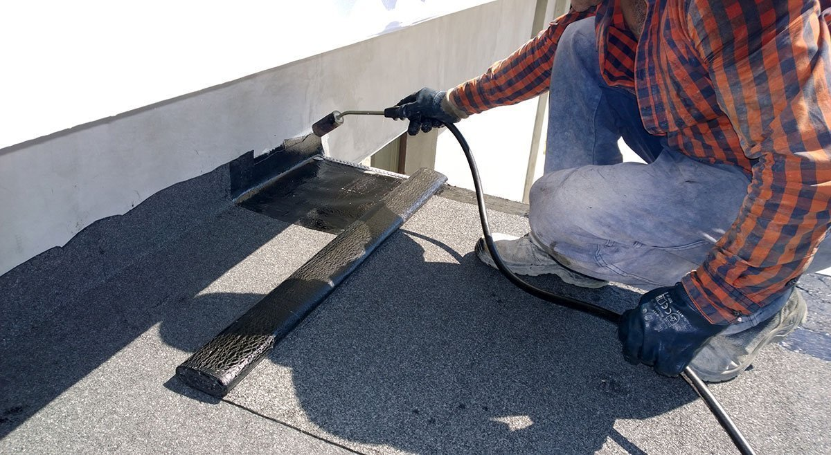 Flat-roof-Maintenance
